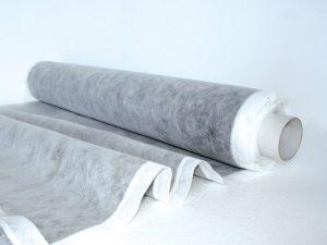 Bobine adhésive butyle tissu