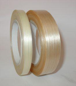 Ruban renforcé fibres de verre