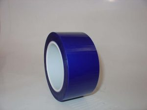 Ruban adhésif polyester haute température