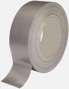 Ruban tissu américain gris