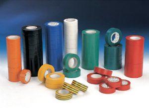 Rubans PVC isolants
