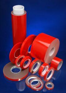 Rubans adhesifs double face mousse acrylique