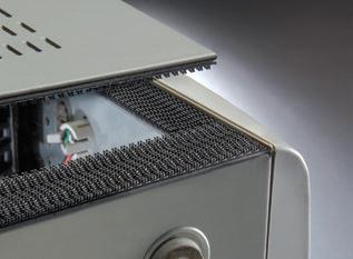 3M™ Dual Lock Système d'Union Amovible SJ3550 Noir