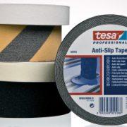 TESA® Ruban Adhésif Anti-Dérapant 55589-60950 Noir