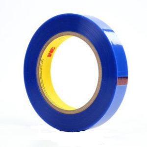 3M™ Ruban Polyester de Masquage Peinture Poudre 8902 Bleu