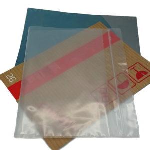 Sachets Plastiques Fermeture ZIP 300mm x 400mm Jauge 500