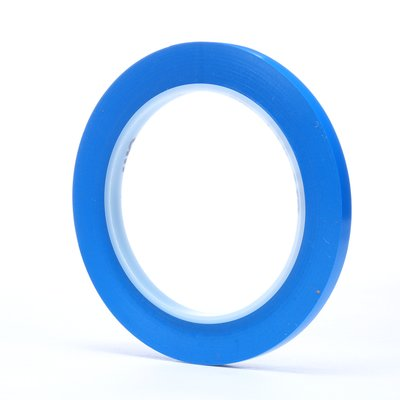 3M™ Ruban Vinylique 471 Fineline Bleu
