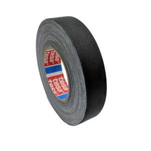 TESA® Ruban Tissu TESABAND 4661 Noir