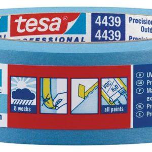 TESA® Ruban de Masquage Papier Premium 4439 Bleu