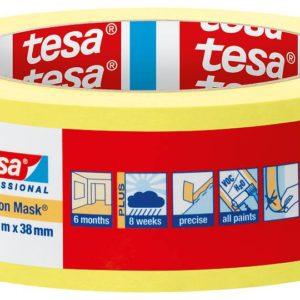 TESA® Ruban de Masquage Precision Mask 4334 Jaune