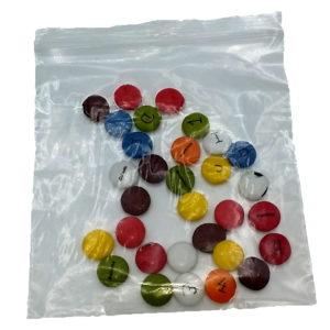 Sachets Plastiques Fermeture ZIP