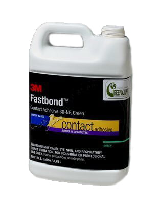 3M™ Scotch-Weld™ Fastbond™ 30NF Adhésif Contact, Blanc, 1 L