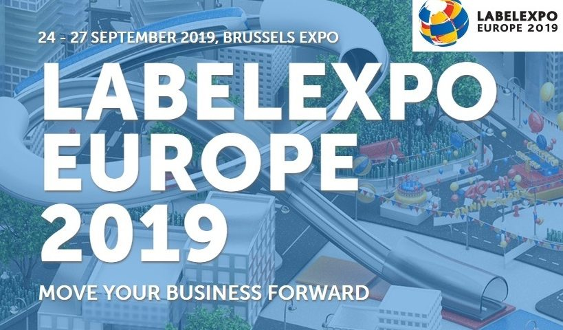 LABELEXPO EUROPE 2019, DU 24 AU 27 SEPTEMBRE 2019