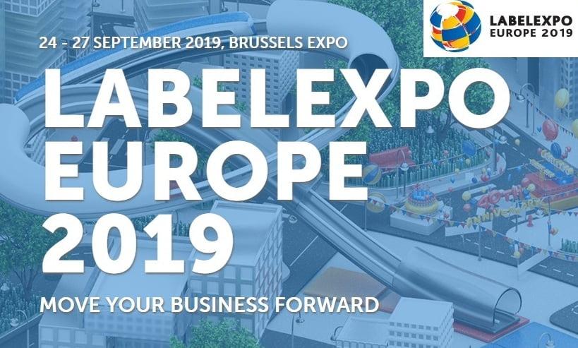 LABELEXPO EUROPE 2019, DU 24 AU 27 SEPTEMBRE 2019