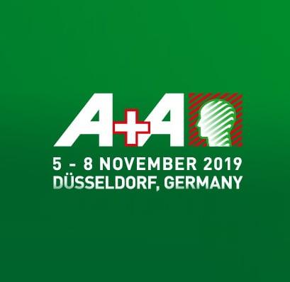 Foire A+A à Düsseldorf du 5 au 8 novembre 2019