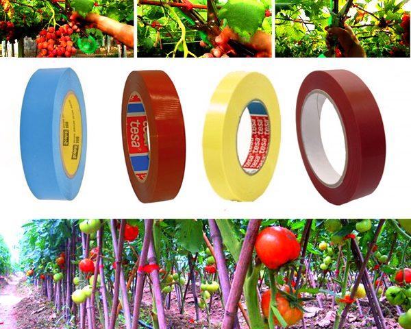 Rubans et produits pour l'agriculture